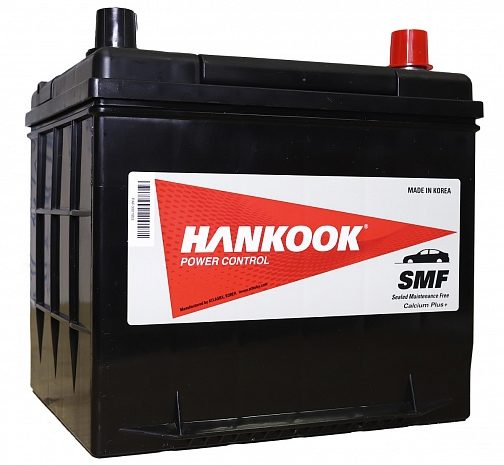 Аккумуляторная батарея HANKOOK 26R-550 60Ah ОП (Юж. Корея)
