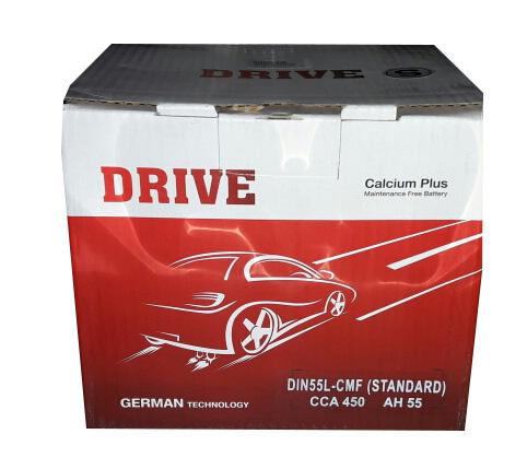 Аккумуляторная батарея Аккумуляторная батарея Globatt Drive 55Ah 450A О.П.
