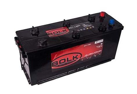 Аккумулятор автомобильный BOLK 132 140Ач пп 132Ач 870А