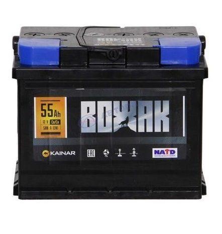 Аккумуляторная батарея ВОЖАК (KAINAR) 55 Ач ПП