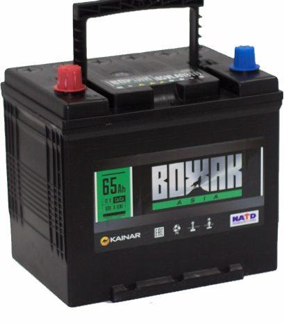 Аккумуляторная батарея ВОЖАК ASIA 65 Ah ПП (75D23R)