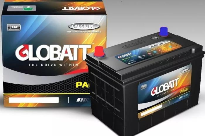 Аккумуляторная батарея GLOBATT 46B20L (45Ah)