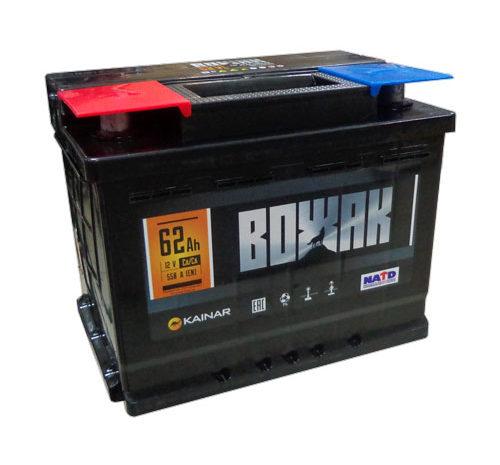 Аккумуляторная батарея ВОЖАК (KAINAR) 62 Ач ПП