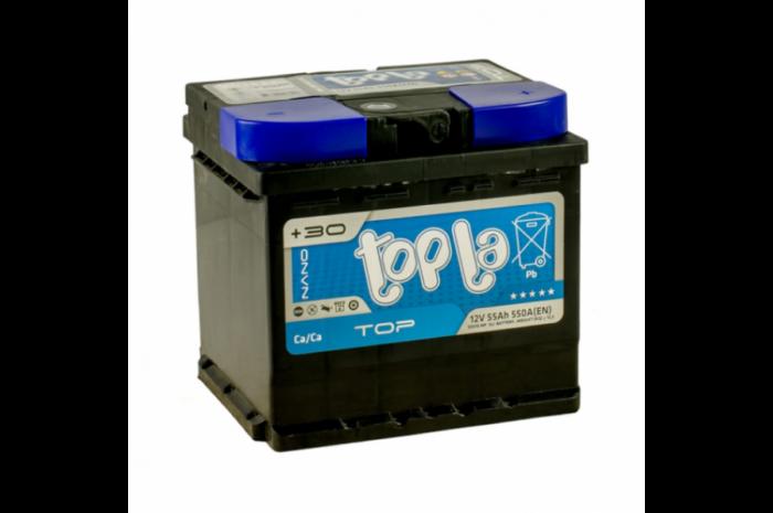 Аккумуляторная батарея TOPLA Sealed 55AH